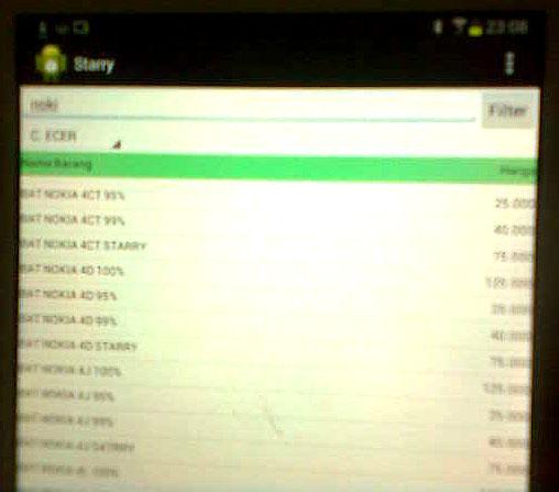Gratis Software Toko Android (Klien=1) (5/6)