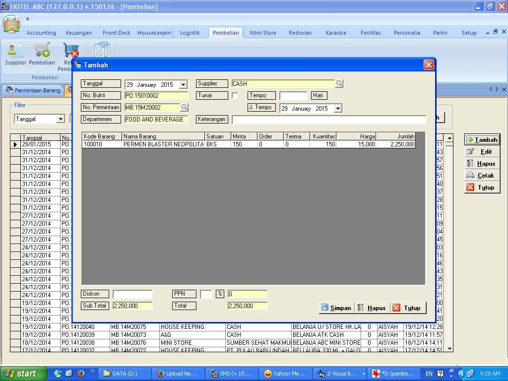 Akuntansi untuk entri jurnal opsi saham