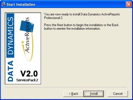 installactivereports7