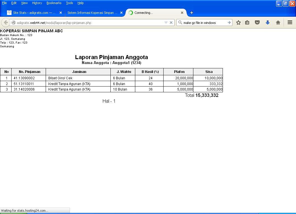 Pembukuan Bendahara Sekolah Aplikasi Pembukuan Bendahara Model Excel Xlsx Blog Wiki Edukasi