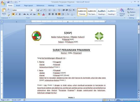 kspweb-template surat pinjaman1