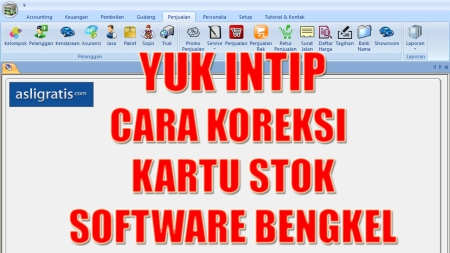 software-bengkel-gratis