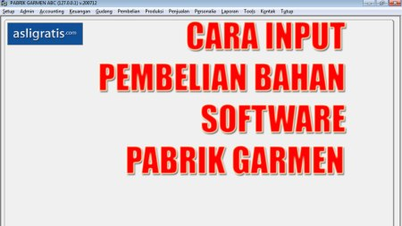 software-pabrik-garmen-gratis
